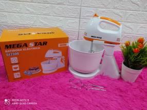 Batidora Mega Star con bowl