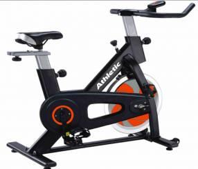 Bicicleta estatica ATHLETIC SPINNING Negro