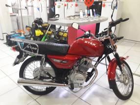 Moto Star cobradora