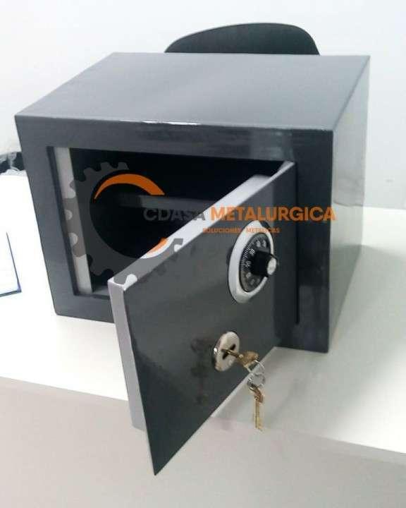 Cajas de seguridad Metalúrgica CDASA - 2
