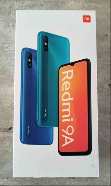 Xiaomi Redmi 9a 32 gb nuevos - 0