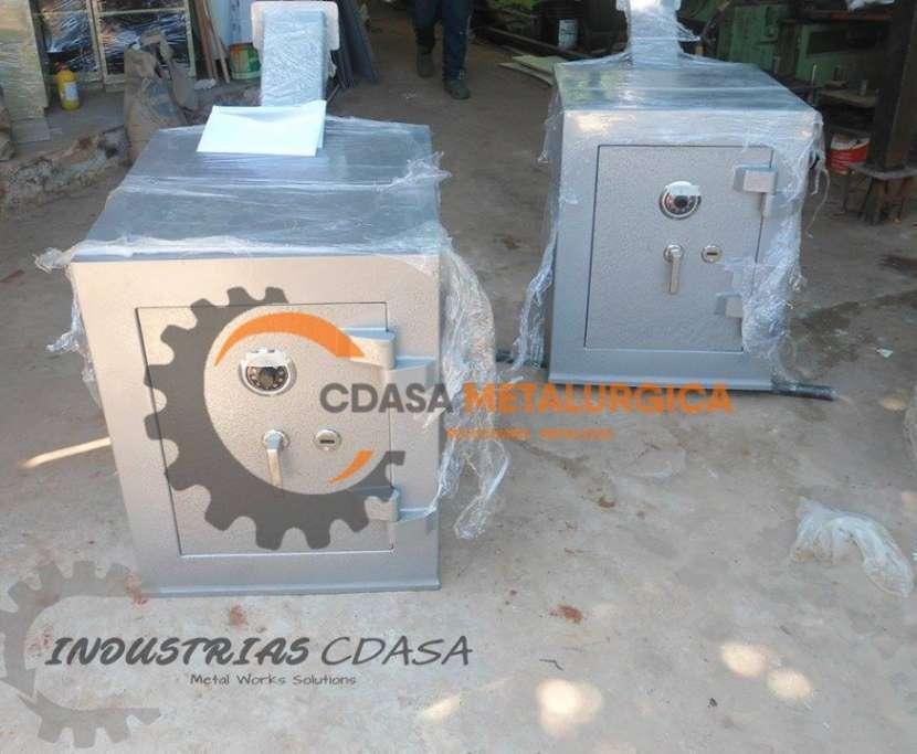 Caja fuerte de pie Metalúrgica CDASA - 2
