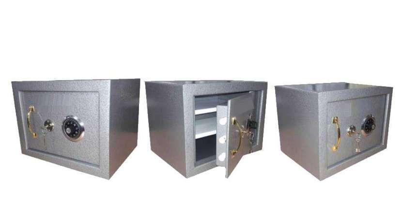 Cajas de seguridad Metalúrgica CDASA - 0