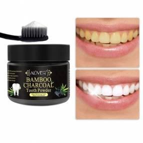 Blanqueador dental orgánico y natural