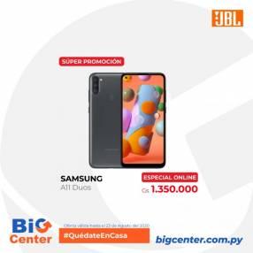 Samsung galaxy a11 duos 2020 32gb