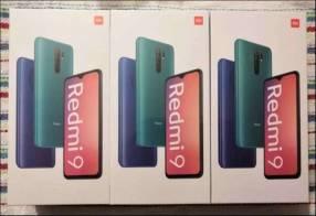 Xiaomi Redmi 9 de 64 gb nuevo