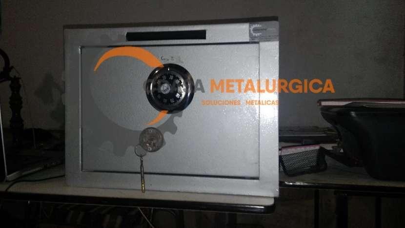 Cajas de seguridad Metalúrgica CDASA - 7