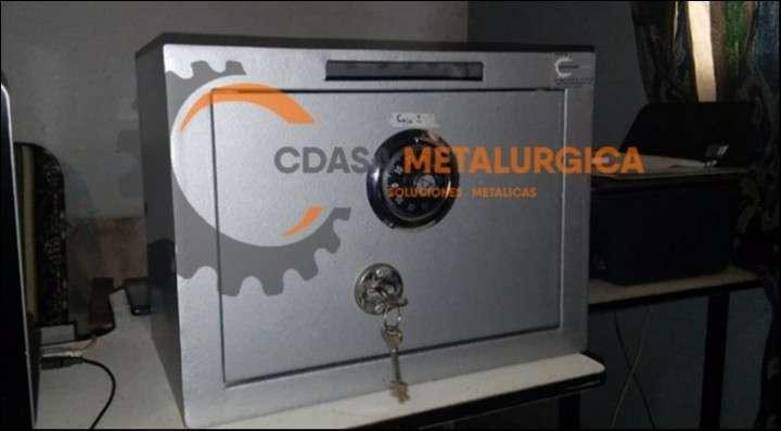 Cajas de seguridad Metalúrgica CDASA - 3
