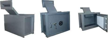 Cajas de seguridad Metalúrgica CDASA - 1