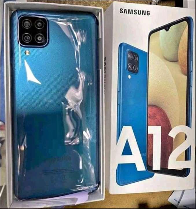 Samsung Galaxy A12 de 64 gb nuevo - 0