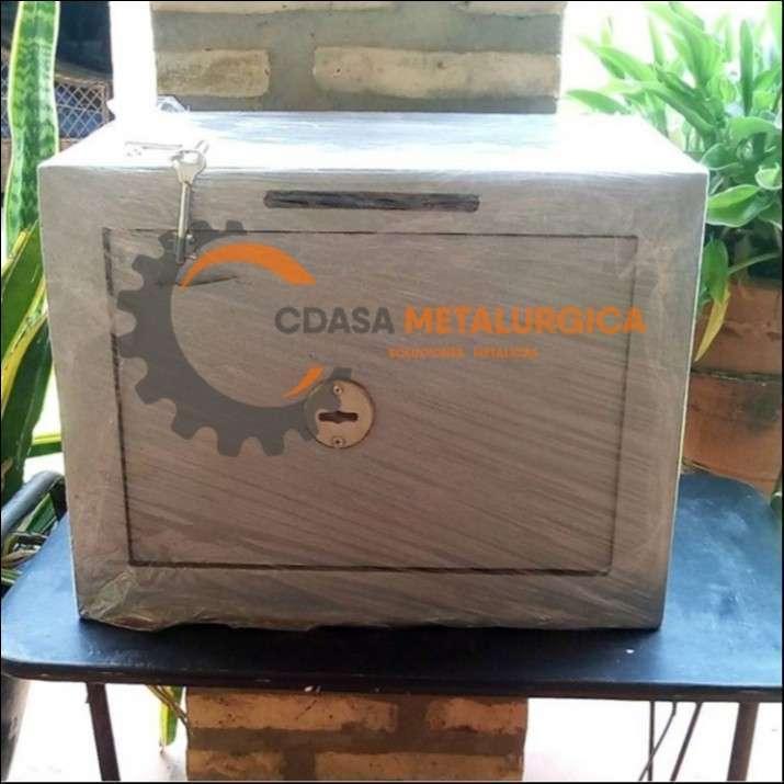 Cajas de seguridad Metalúrgica CDASA - 4