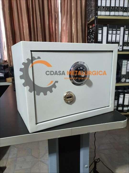 Cajas de seguridad Metalúrgica CDASA - 6