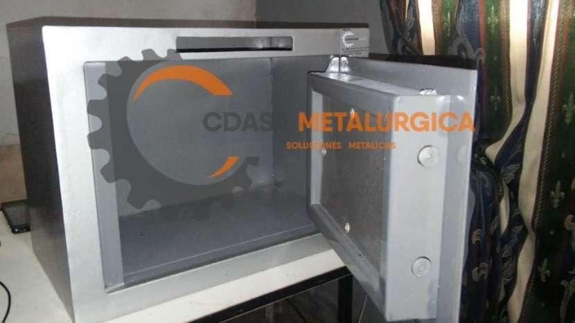 Cajas de seguridad Metalúrgica CDASA - 8