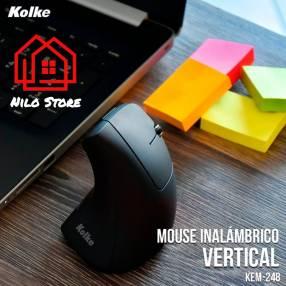 Mouse vertical inalámbrico Kolke
