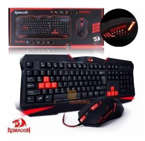 Teclado + Mouse Redragon