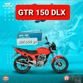 Moto kenton GTR 150 DLX