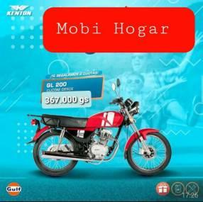 Moto KENTON OKM
