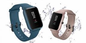 Reloj smartwatch Amazfit Bip Lite