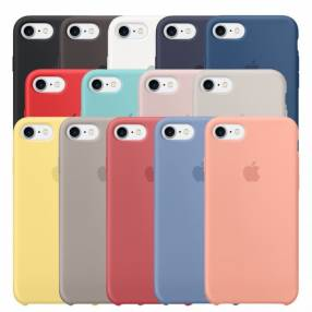 Case silicona apple iphone 8