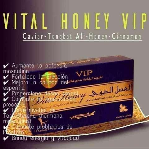Vital Honey Vip - 0