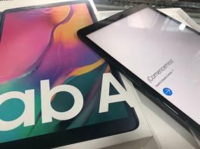 Samsung Tab A 10.1 pulgadas a chip