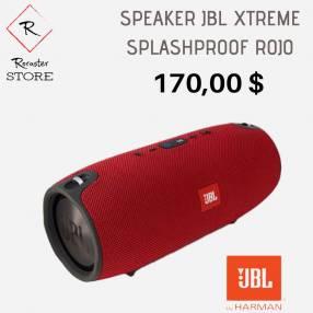 Speaker JBL Extreme rojo