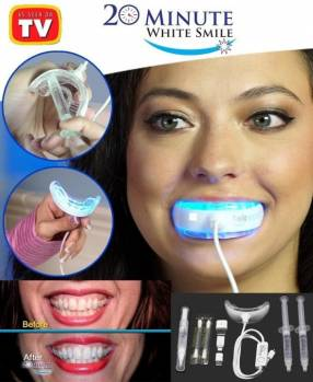 Blanqueador dental usb.