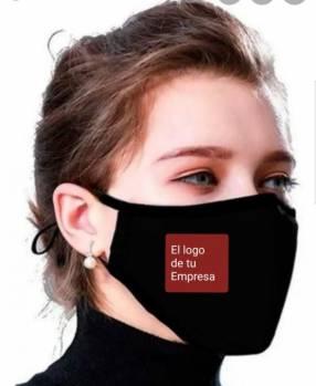 Tapabocas personalizados para empresas