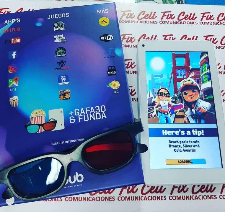 Tablet DUB Smartpad Pro 7 pulgadas 16 gb - 0