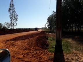 Terreno de 25 hectáreas en Guarambaré
