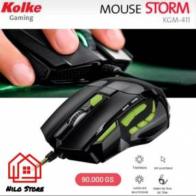 Mouse Gamer Kolke storm 411