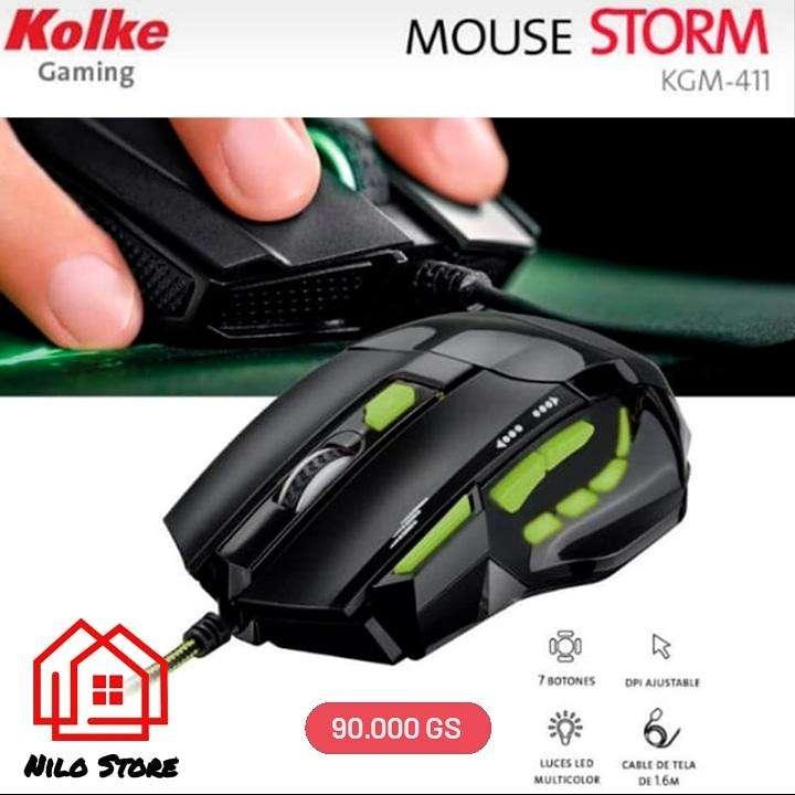 Mouse Gamer Kolke storm 411 - 0