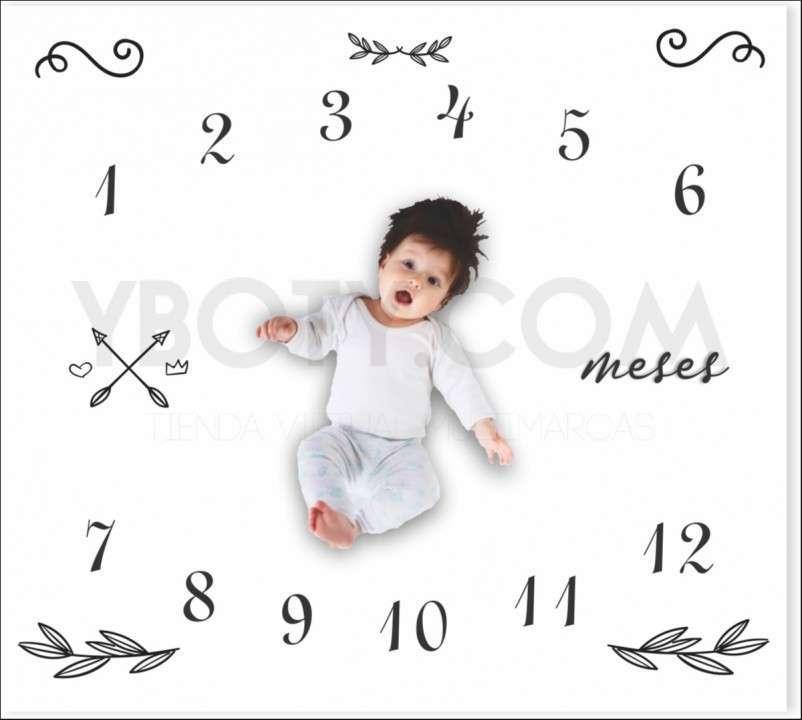 Mantitas de crecimiento de bebés - 2