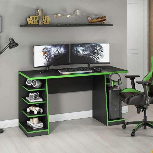 Escritorio gamer y de oficinas - 0