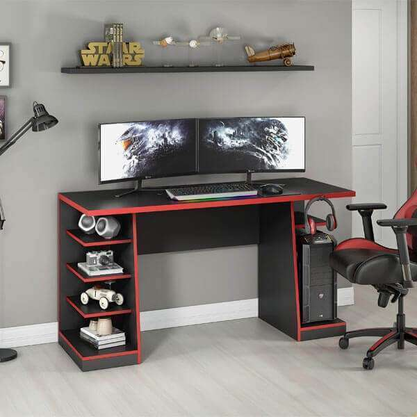 Escritorio gamer y de oficinas - 2