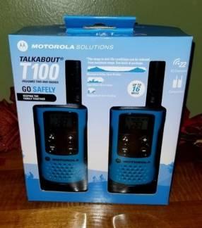 Motorola T100mc