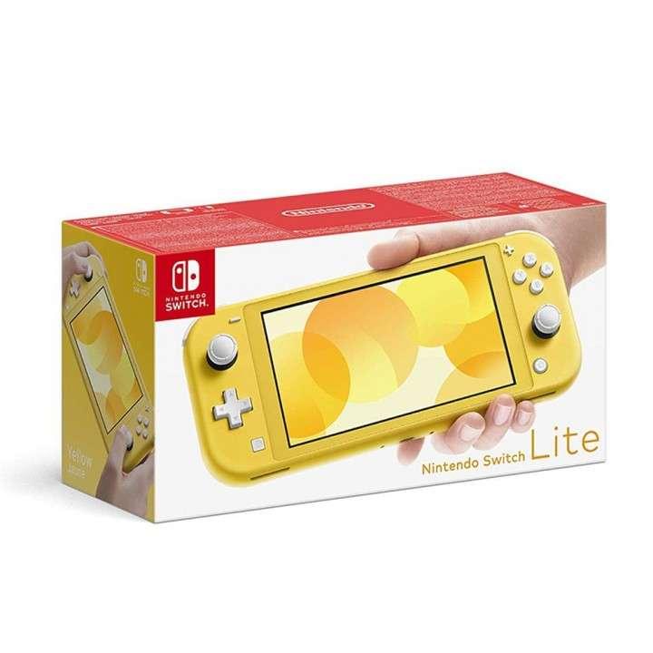 Consola Nintendo Switch Lite - 0