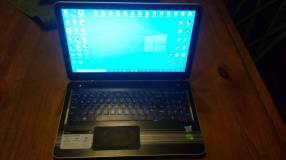 Notebook HP Pavilion i7 nvidia GeForce
