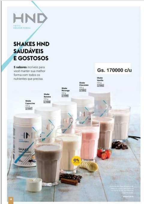 Batido nutricional Hinode - 0