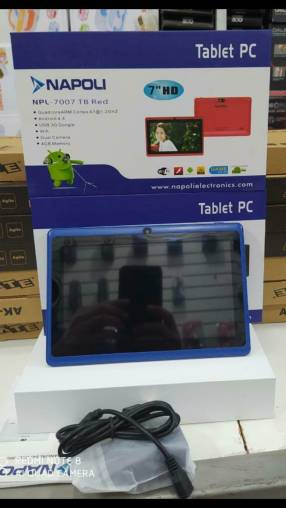 Tablet Napoli