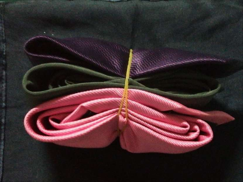 3 corbatas - 0