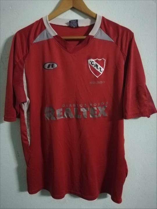 Camiseta Saltarín Rojo talle G - 0