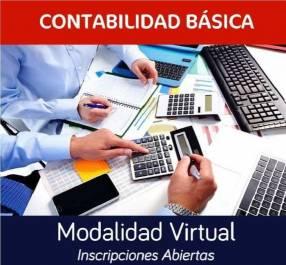 Curso de contabilidad básica virtual