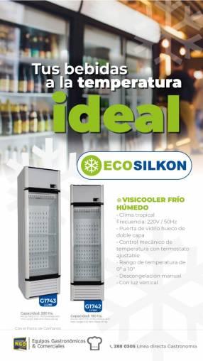 Visicoolers Ecosilkon