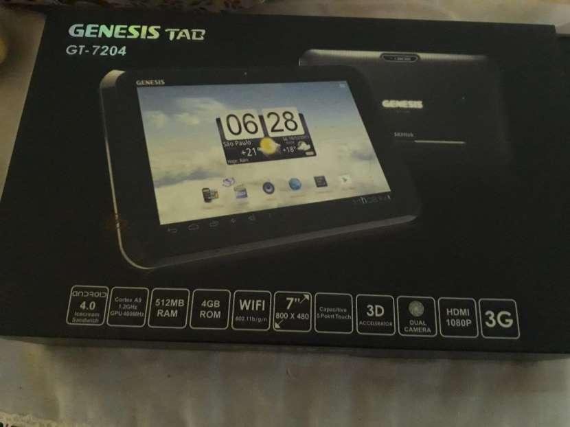 Tablet de 7 pulgadas Génesis - 0