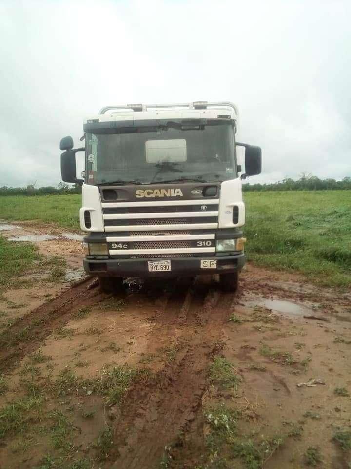 Camión transganado 1999 - 0