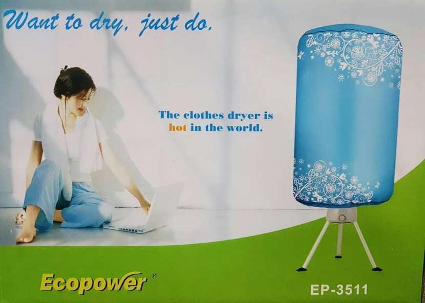 Secador de ropas portátil - 0