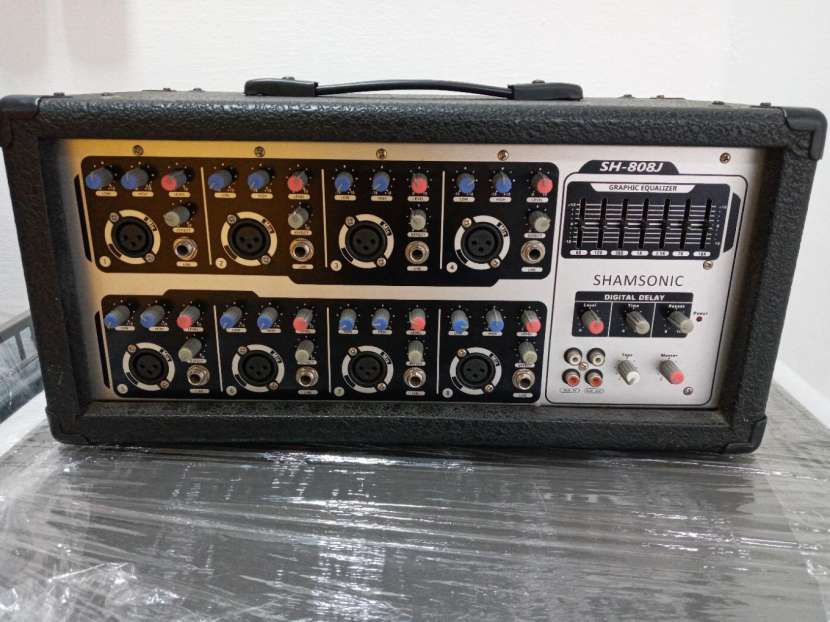 Amplificador Shamsonic - 0