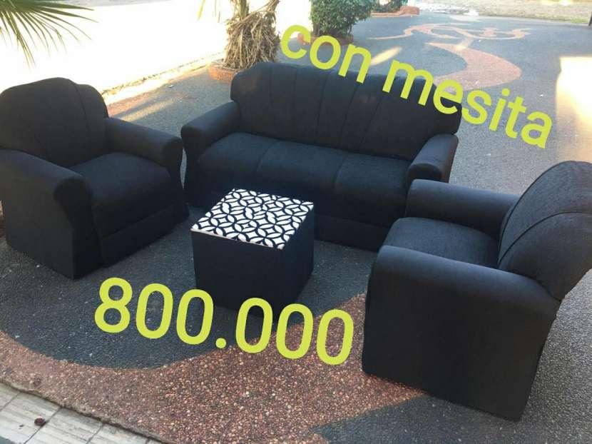 Juego de sofa - 0