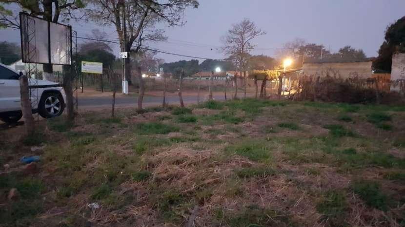 Terreno con calle asfaltada en Capiatá - 2